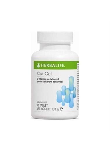 Herbalife Herbalife Xtra-Cal 90 Tablet - KALSİYUM Renksiz